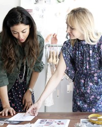 We Are Swooning Over This New Pajama Line