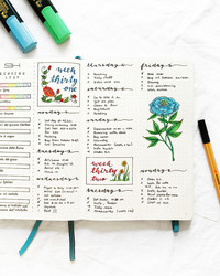 The Bullet Journal: How to Organize Your Entire Life in a Notebook