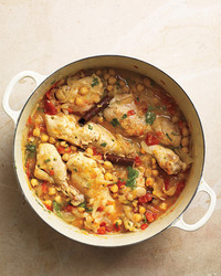 cinnamon and chicken stew