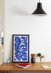 Like Spotify for Art: New Frame Gives Your Wall Access to 30,000 Images