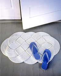 This Braided Doormat is Just What You Need for Your Door