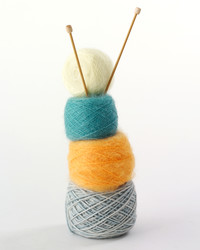 Choosing Knitting Yarn