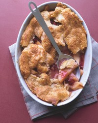 apple cranberry pandowdy