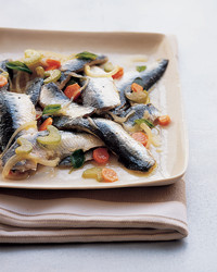 Fish Frenzy: How-To Marinate Fresh Sardines