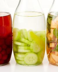 cucumber infused liquor