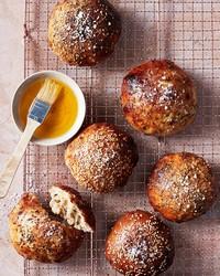 khameer bread loaves
