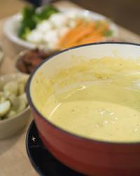 Artisanal Blend Fondue Recipe | Martha Stewart