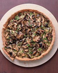 A Make-Ahead Mushroom Tart Perfect for Any Occasion