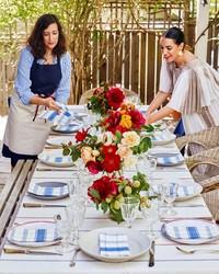 Clare Vivier's Dinner Party Tricks