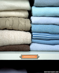 Washing Sweaters and Delicates