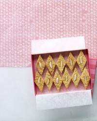 Genoese nut diamonds