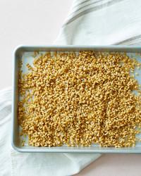 cooked barley
