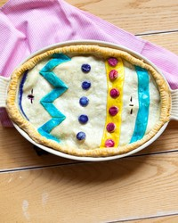 How to Make an Easter Egg Pie