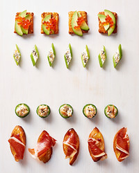 These No-Cook Appetizers Make Entertaining Super Easy
