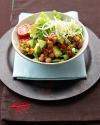 Vegetarian Main-Course Salads