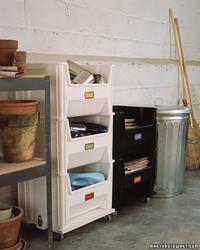 Set Up a Recycling Center