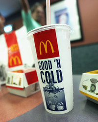 McDonald's Has Decided to Ditch Plastic Straws