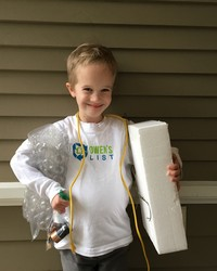 This 6-Year-Old is a Recycling Rockstar