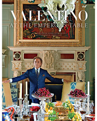 "On Sharkey's Shelf: ""Valentino: At the Emperor's Table"""