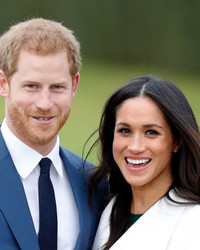 Here's How You Can Send Prince Harry and Meghan Markle a Card