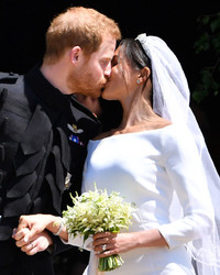 You'll Love How Meghan and Harry Repurposed Their Wedding Flowers