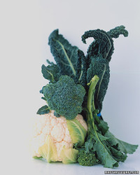 Healthy Cruciferous Vegetable Menu