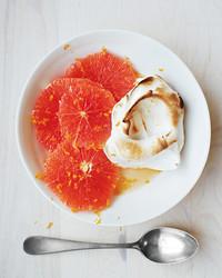 grapefruit dessert