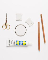 The Essential Embroidery Tools and Materials