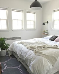 The Small-Bedroom Makeover: Decorating Ideas to Turn Drab to Fab
