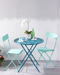 Transform Furniture Into a Matching Set With This Stenciled Pattern