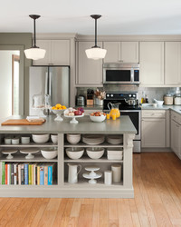 Select Your Kitchen Style