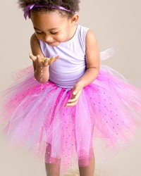How to Make a Dazzling No-Sew Tutu