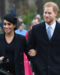 Get a First Look at Meghan Markle and Prince Harry's Historic Countryside Home