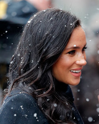 Meghan Markle Donated Her Baby Shower Flowers to Charity