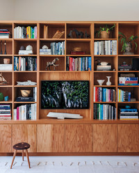 Home Tour: A Midcentury-Modern House in Los Angeles