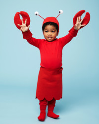 Put Your Claws Together For This Cute Lobster Costume