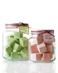 Here's an Idea: Bath Fizzies in a Jar