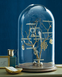 Heirloom Family Tree in a Glass Dome