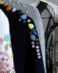 Here's How to Wash and Care for Clothing with Sequins or Embellishments
