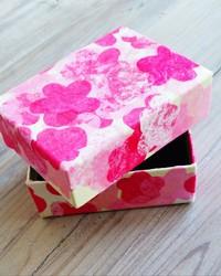 Kids' Spring Craft: Cherry Blossom Decoupage Box
