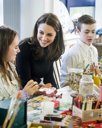 Kate Middleton's Secret Art Hobby is One of Our Favorites Too