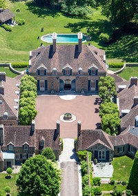 The Mansion That Campbell Soup Built Is on the Market for $19.5 Million