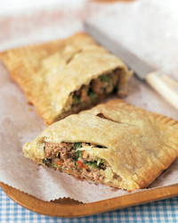 Turkey and Vegetable Hand Pies