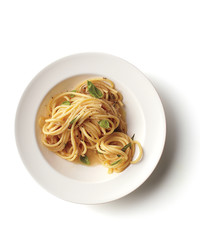 Miso-Butter Pasta