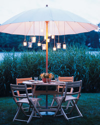 A Cute Way to Light Up Your Next Outdoor Party