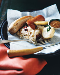 Prepare for the Wurst: Oktoberfest Recipes for Every Palate