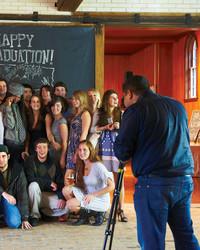 An Eco-Friendly Graduation Party