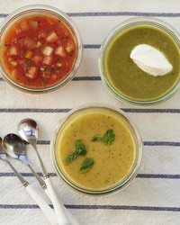 The Best Ways to Eat Cold Soups in the Summer