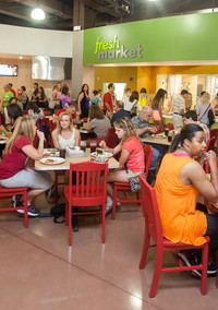 These Colleges Are Helping Students Eat Clean