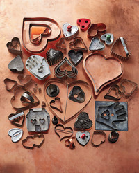 Collecting Vintage Heart-Shaped Cutters